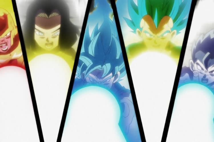 Dragon Ball Super 121