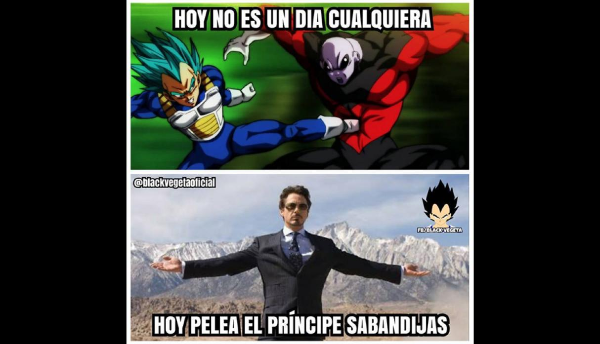 Memes Dragon Ball Super