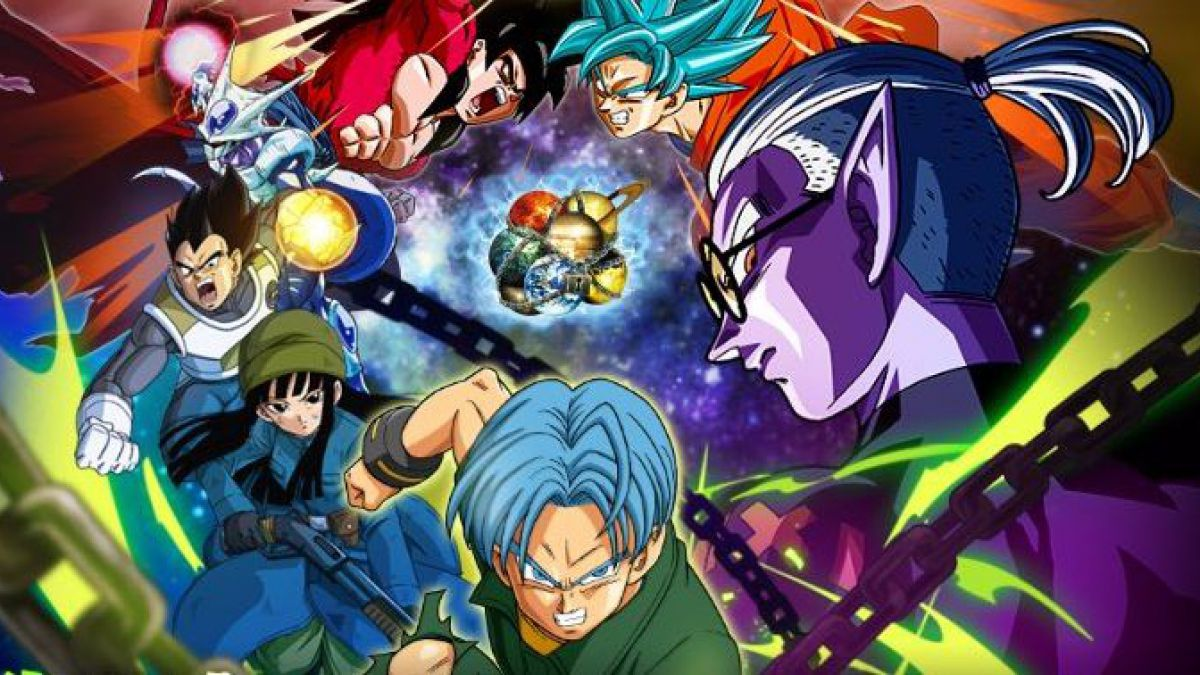 Dragon Ball Heroes capitulo 1