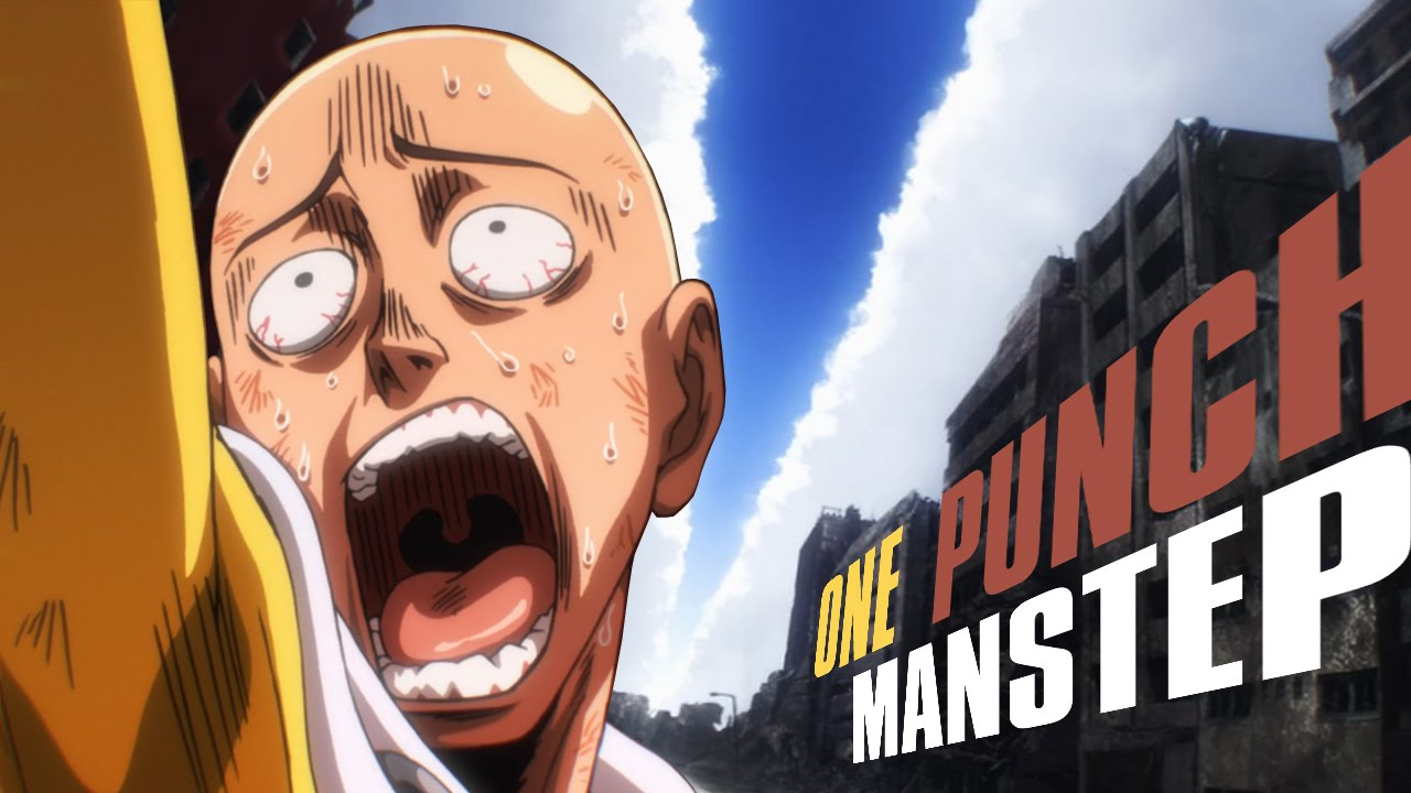 One Punch Manstep