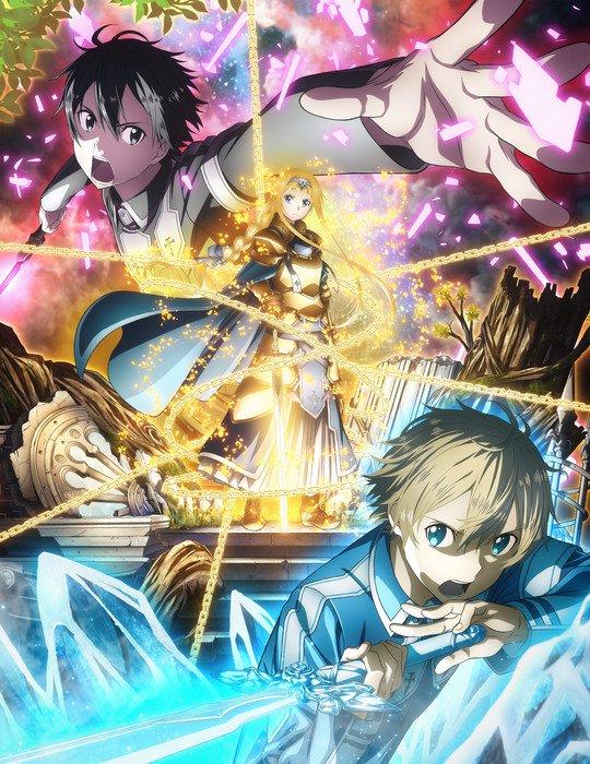 Sword Art Online Tercera Temporada
