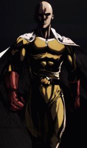 El súper héroe del puñetazo