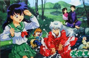 Kemono, Inuyasha. Géneros del anime