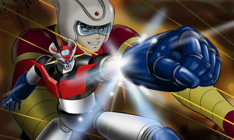 Mecha mecánico, Mazinger Z. Géneros del anime