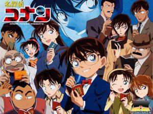 Meitantei, Detective Conan. Géneros del anime