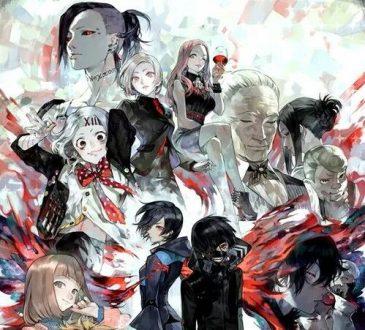 Personajes de Tokyo Ghoul