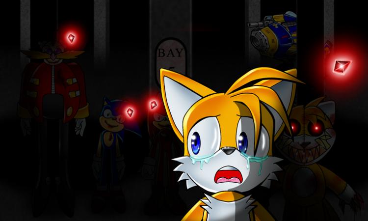 Sonic Exe Characters Home – Migliori Pagine da Colorare