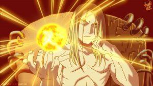 Los personajes más fuertes del anime - Father