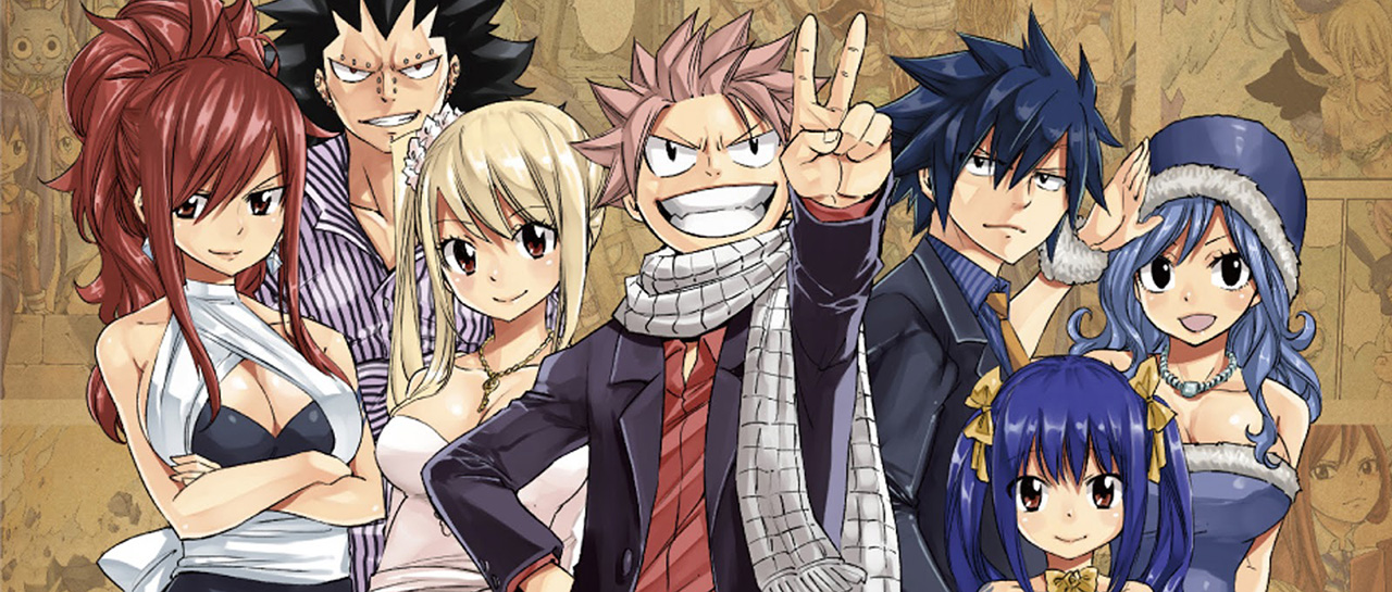 El arco final del anime de fairy tail se estrenar en 2018 - Embleme de fairy tail ...
