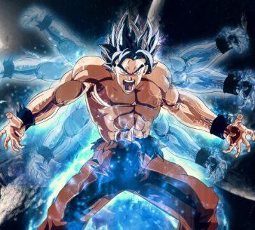 Migatte no Gokui (Ultra instinto)