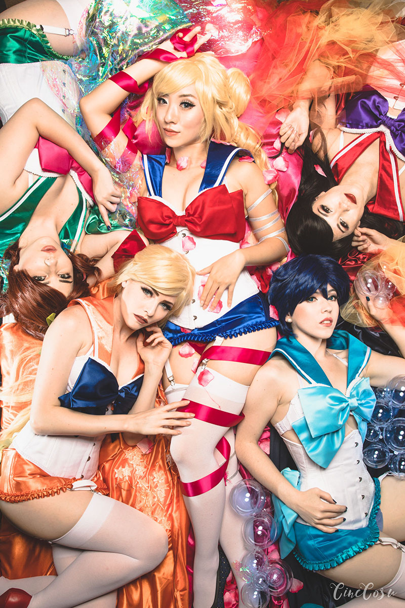 Sailor Moon Hot
