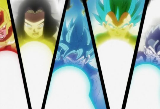 Dragon Ball Super 121