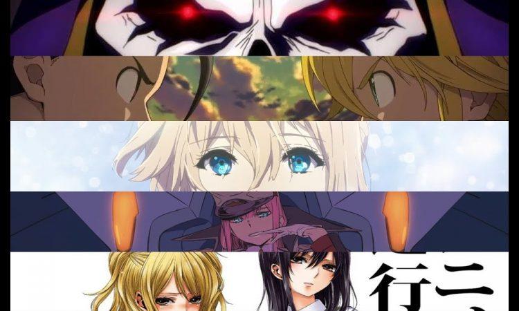 Anime enero 2018