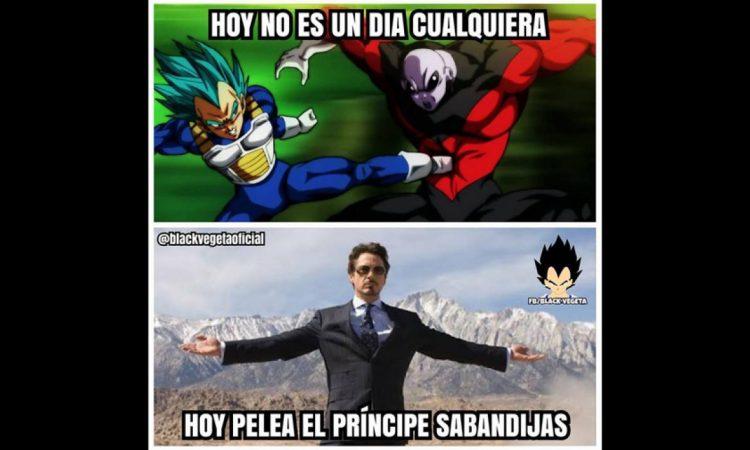 Memes Dragon Ball Super
