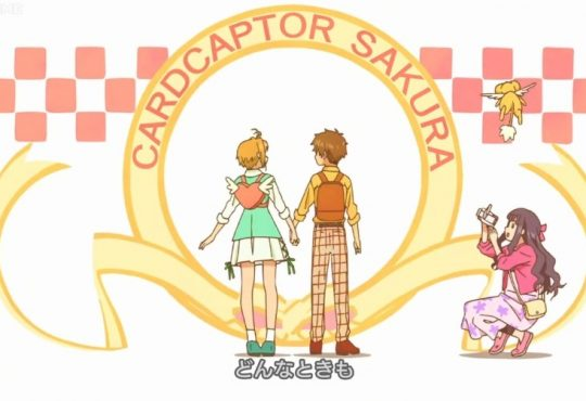 Sakura Card Captor Clear Card Ending