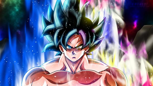 Los Mejores Fondos De Pantalla De Goku Migatte No Gokui Hd: Goku Ultra Instinto Fondos De Pantalla / Wallpaper