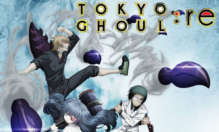 Tokyo Ghoul: re