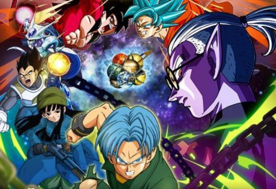 Que es Dragon Ball Heroes
