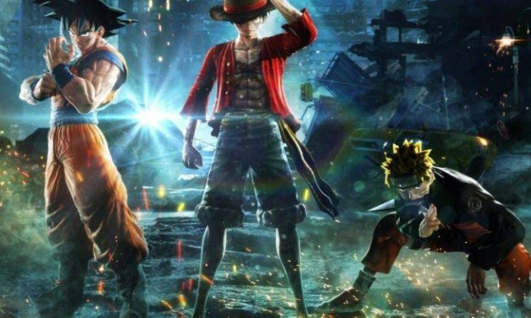 Jump Force Llegara A Comienzos Del 2019 Para Xbox One Y Ps4