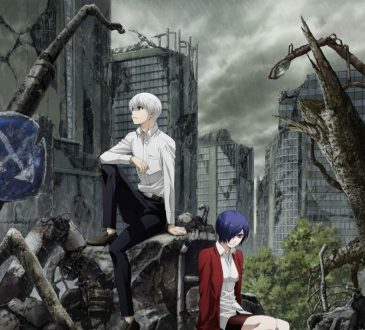 Tokyo Ghoul: re temporada 2