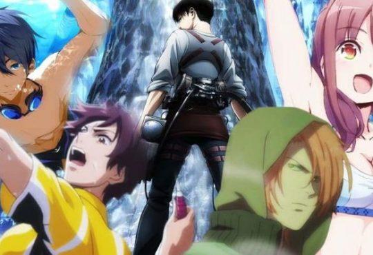 los anime más vistos en Japón