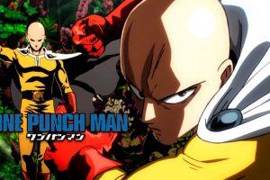 One-punch-man, Saitama, Genos, Anime, OPM