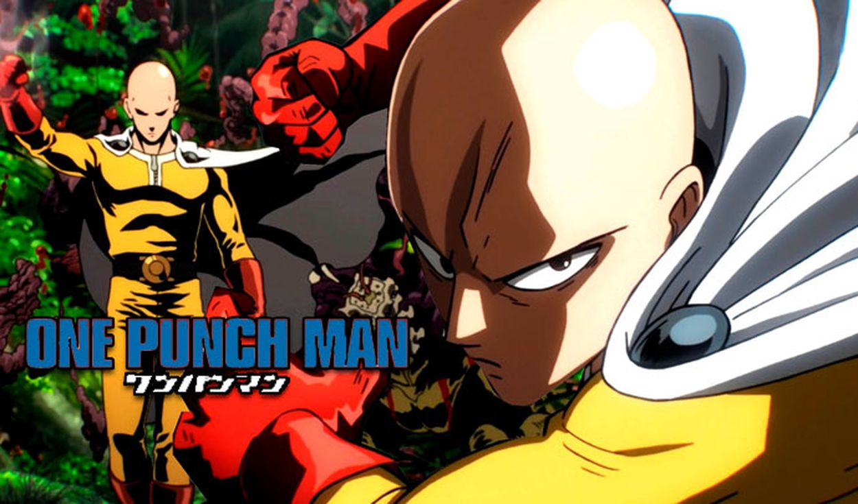 One-punch-man, Saitama, Genos, Anime, OPM