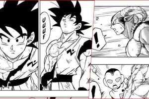 Dragon-Ball-Super-Manga, DBS, manga, Goku, Moro