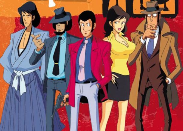 Lupin III: Personajes
