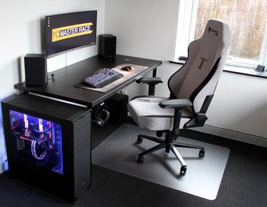 sillas gaming de gama alta