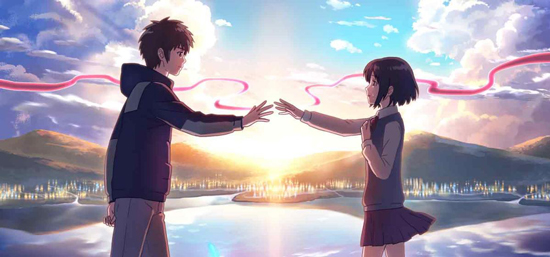 anime sobre el amor