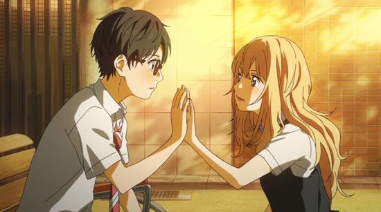 mejores animes románticos