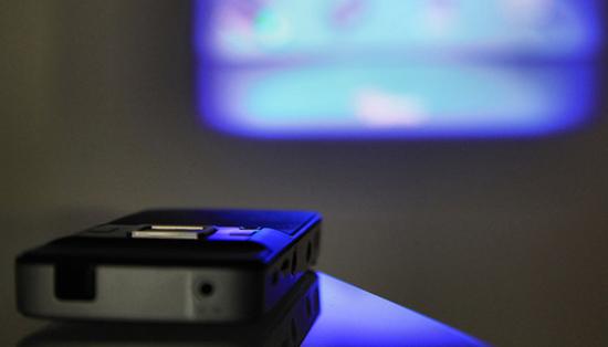 proyector para ver anime en casa