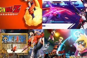 juegos de anime para PC