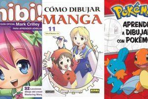 manuales sobre anime
