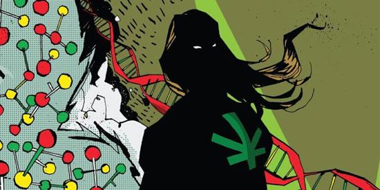 comics sobre la marihuana