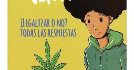 Historietas sobre la marihuana