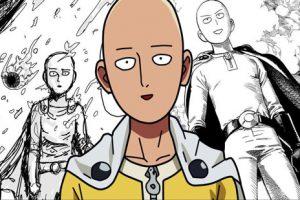 one punch man manga y anime